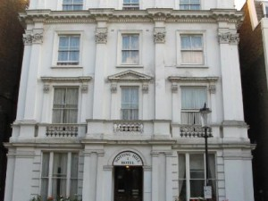 Project – Notting Hill Hotel