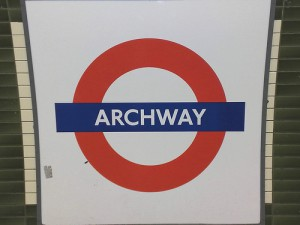 Project – Archway Underground Station Tiling Project