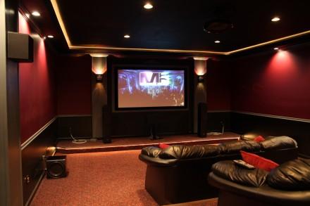 AV entertainment | Pioneer Concepts