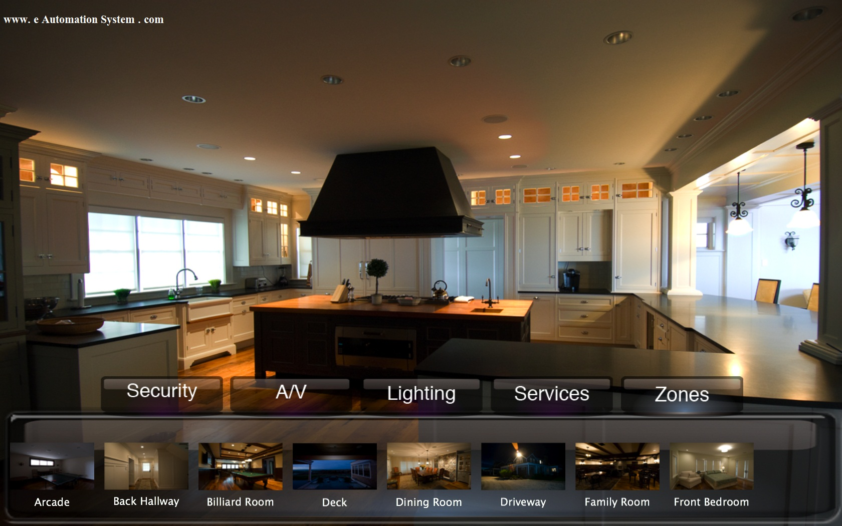 Home Automation Pioneer Concepts